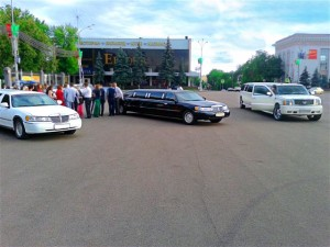 Lincoln Town Car Tiffany