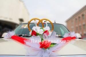 прокат украшений свадебного авто